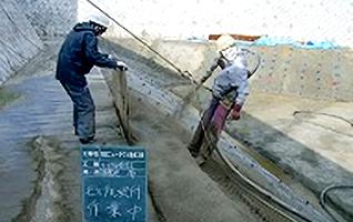モルタル・コンクリート吹付工